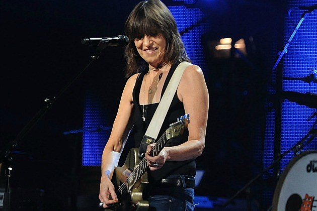 chrissie hynde youtube