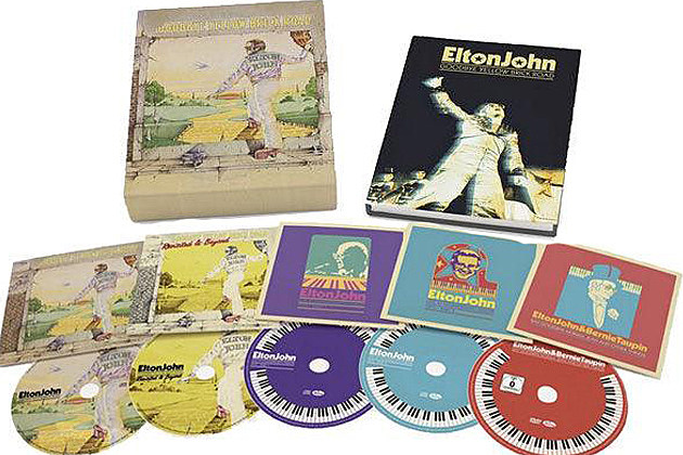 Elton John Goodbye Yellow Brick Road Deluxe