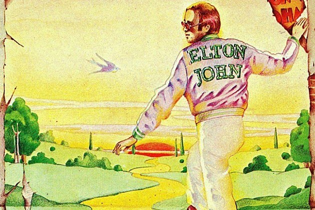 Elton John, 'Goodbye Yellow Brick Road'