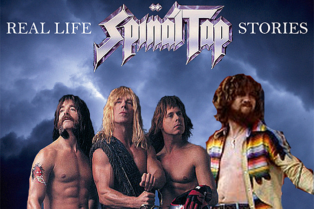 Head East Spinal Tap Story