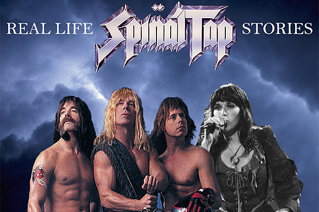 Heart Spinal Tap Stories