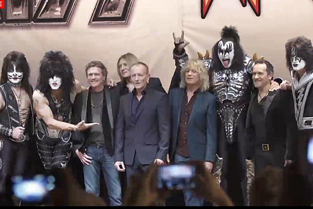 Kiss Def Leppard 2014 Tour