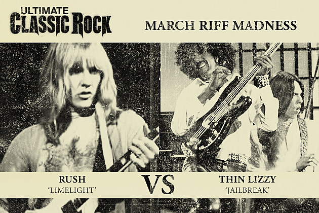 Thin Lizzy Rush March Riff Madness