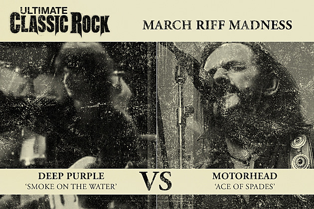 Smoke on the Water Ace of Spades March Riff Madness