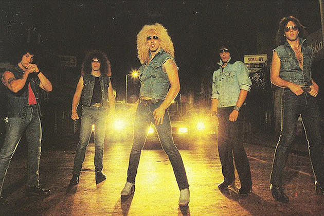 Top 10 Twisted Sister Songs