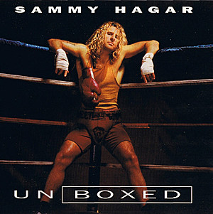 Sammy Hagar Unboxed