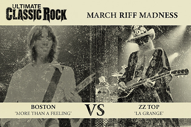 Boston ZZ Top March Riff Madness