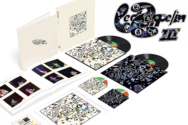 Led Zeppelin Iii Album Cover