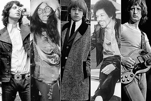 27 Club: Stars Who Died at Age 27, From Jimi Hendrix to ...