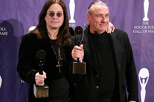 Ozzy Osbourne Bill Ward