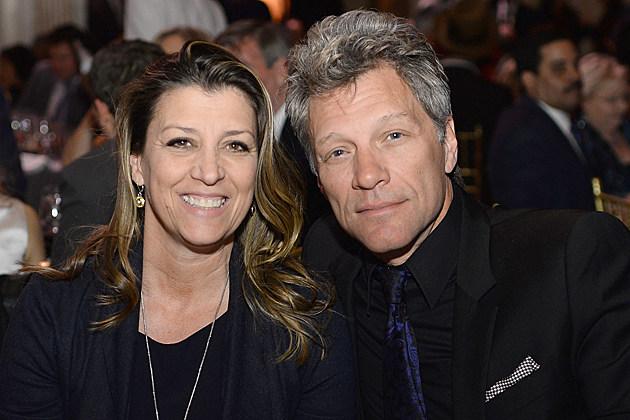 John Bon Jovi couple