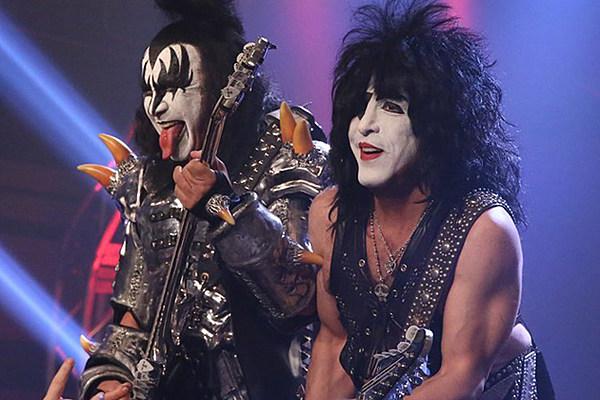 Kiss Plays 'Tonight Show' Mini-Concert, Reveal Budget-Busting Box Set Price Tag
