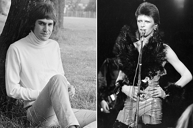 Ray Davies David Bowie