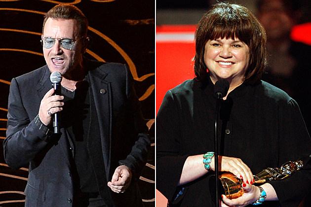 U2 Linda Ronstadt