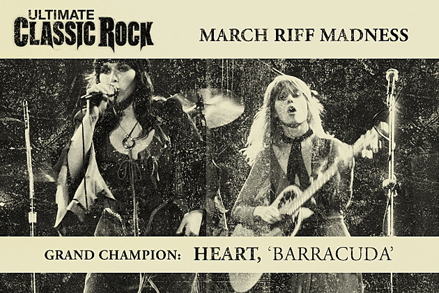 Heart March Riff Madness