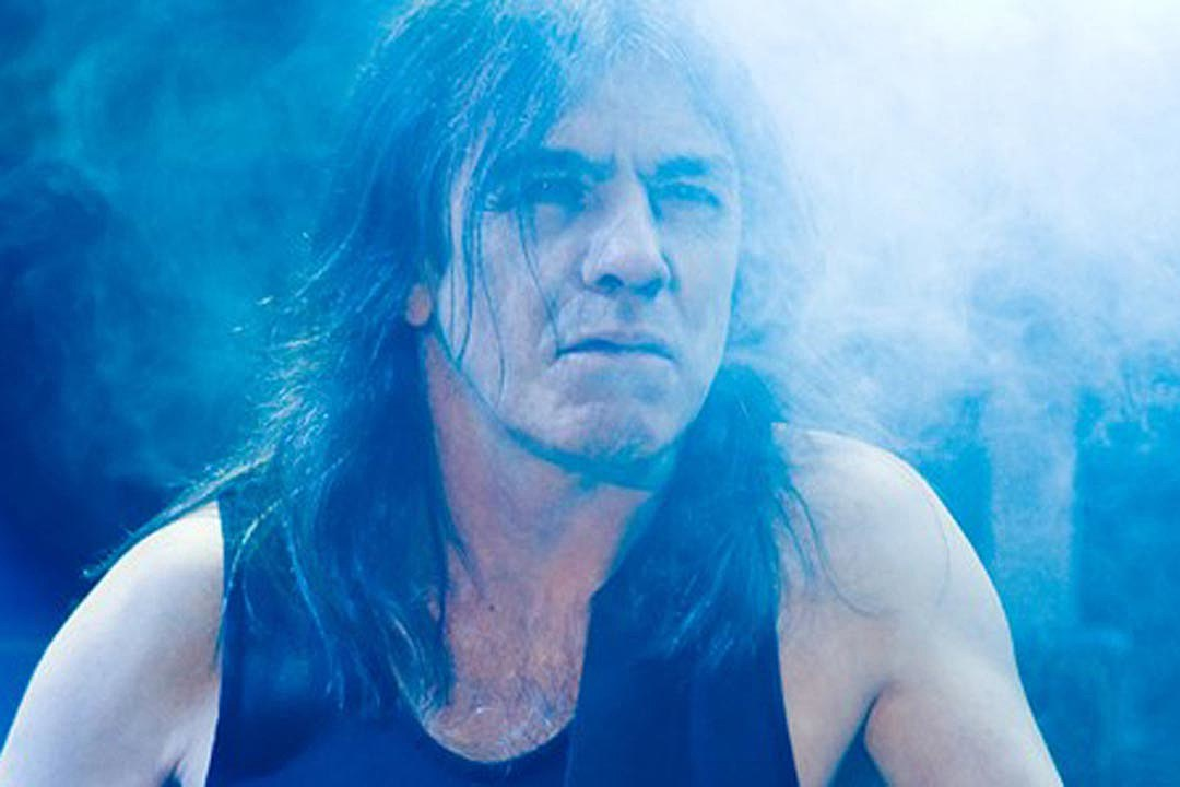 AC/DC's Malcolm Young Dies