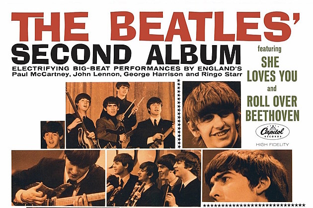 The Patched Together History Of The Beatles Second Album