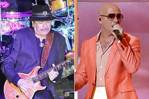 Carlos Santana Pitbull