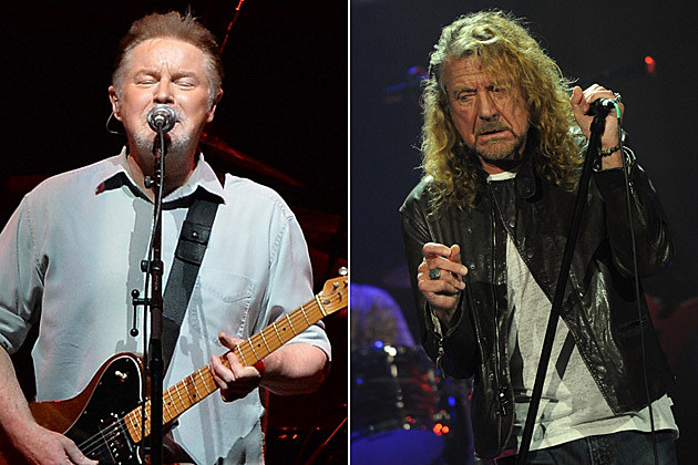 Don Henley Robert Plant