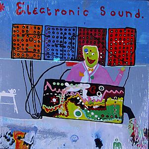 George Harrison Electronic Sound