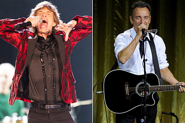 Jagger-Springsteen