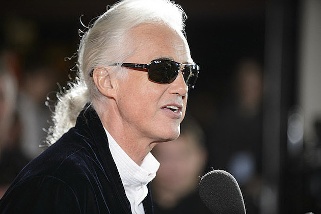 Jimmy Page Autobiography To See Wide Release