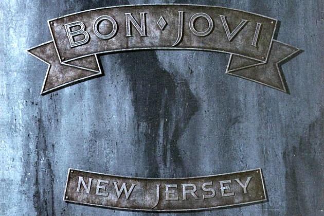 Bon Jovi, 'New Jersey'