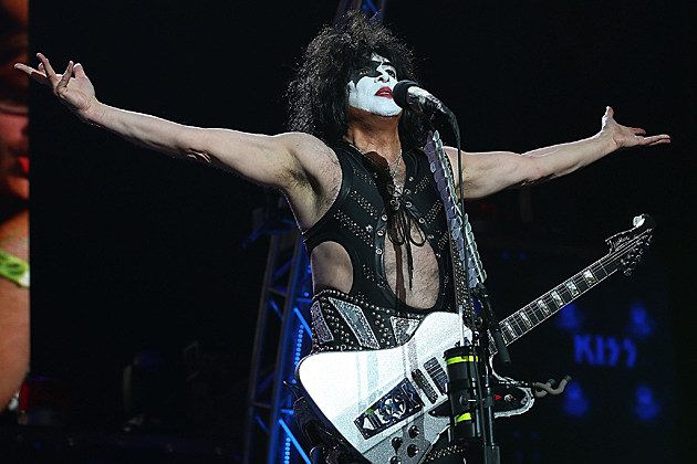 Paul Stanley Live To Win Tour