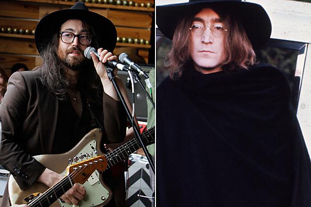 Sean Lennon John Lennon