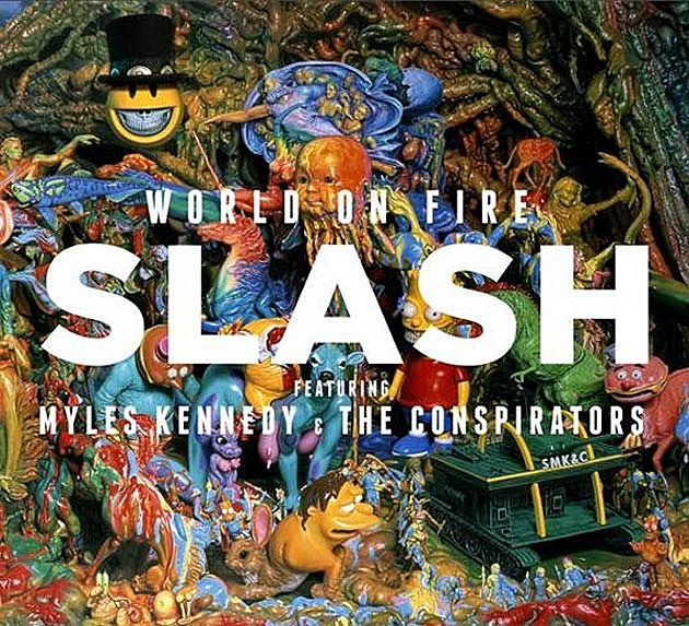 Slash World on Fire