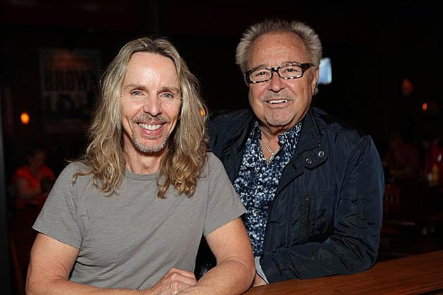 Tommy Shaw Mick Jones