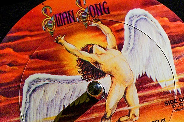 When Led Zeppelin Launched Swan Song Records