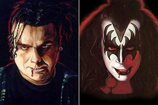 King Buzzo Gene Simmons