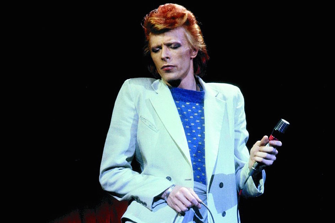 david bowie wild is the wind live