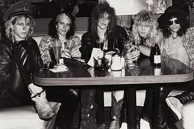 Tus fotos favoritas de los dioses del rock, o algo - Página 2 GNRfinal