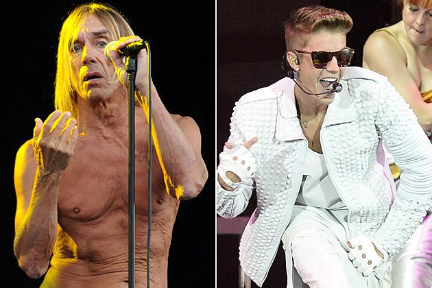 Iggy Pop Justin Bieber