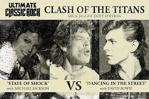 State of Shock Vs. Dancing In the Street