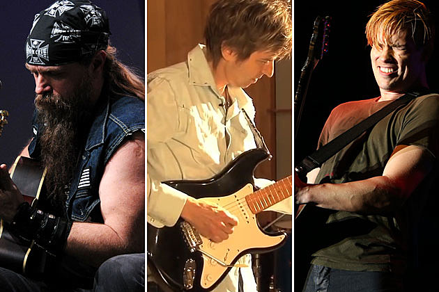 Zakk Wylde, Eric Johnson, and Jonny Lang