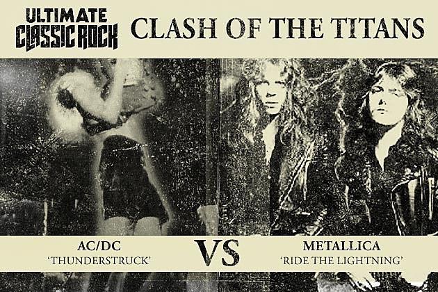 AC/DC Vs. Metallica