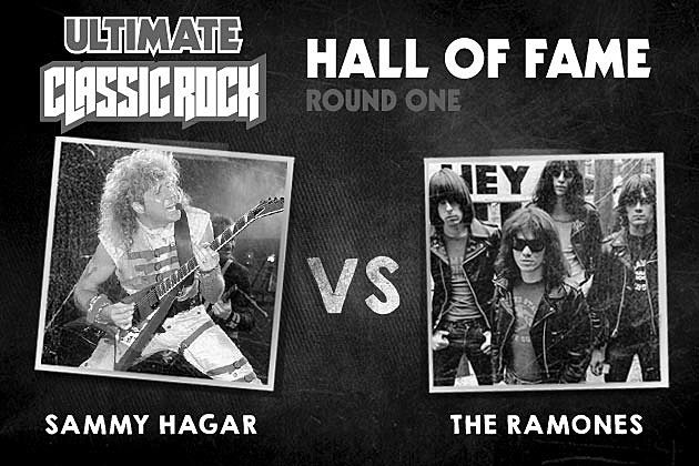 Sammy Hagar Vs. Ramones
