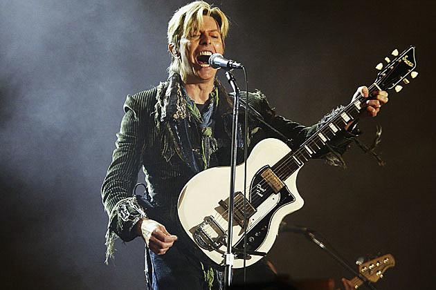 十年了,David Bowie 仍然未舉辦任何 Live