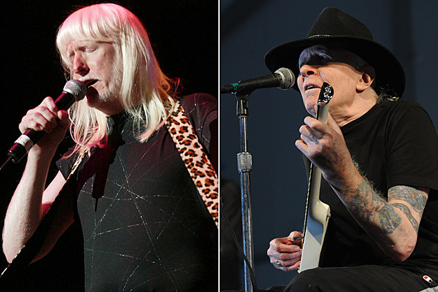 Edgar Winter Johnny Winter