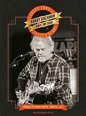 Randy Bachman, 'Every Song Tells a Story'
