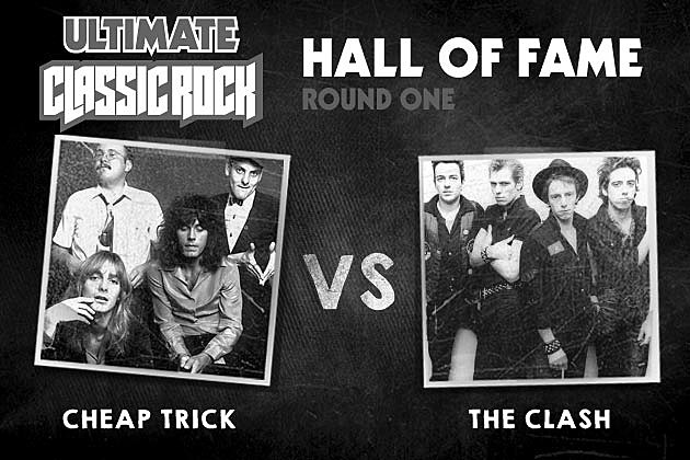 Cheap Trick Vs. Clash