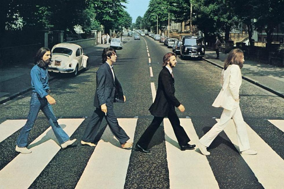 That Time The Beatles Walked Into History With Abbey Road Cover Photo