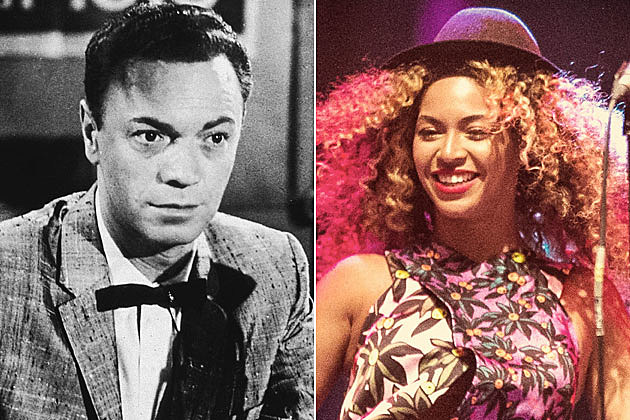Alan Freed and Beyonce