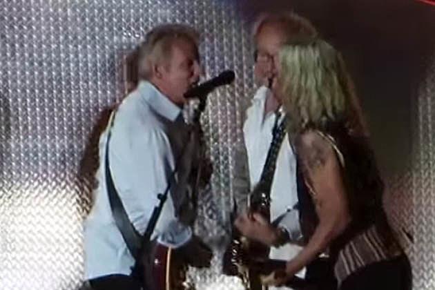Foreigner Styx Don Felder