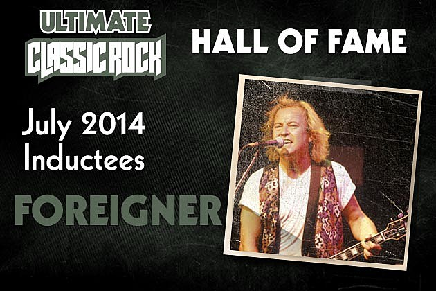 Foreigner Hall of Fame