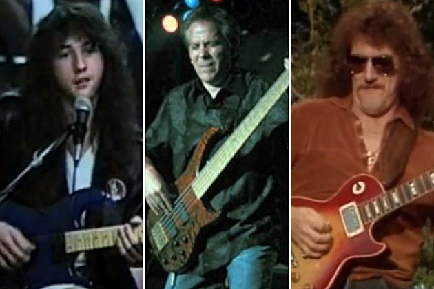 Jason Becker, Mike Porcaro, Dan Toler