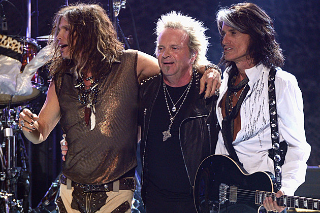 Aerosmith continue tour with Joey Kramer